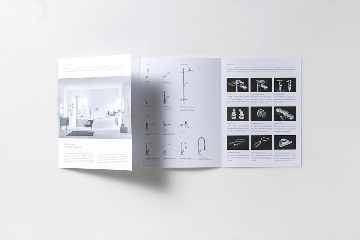 Nobili Rubinetterie - catalogo bagno e cucina