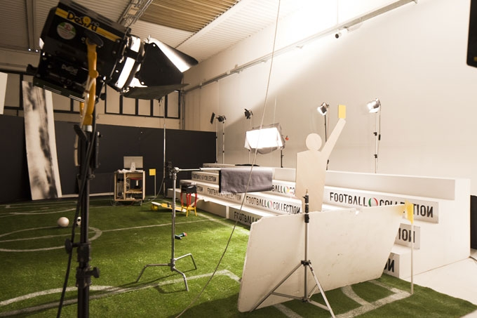 Backstage Modenese Gastone catalogo Football 2011