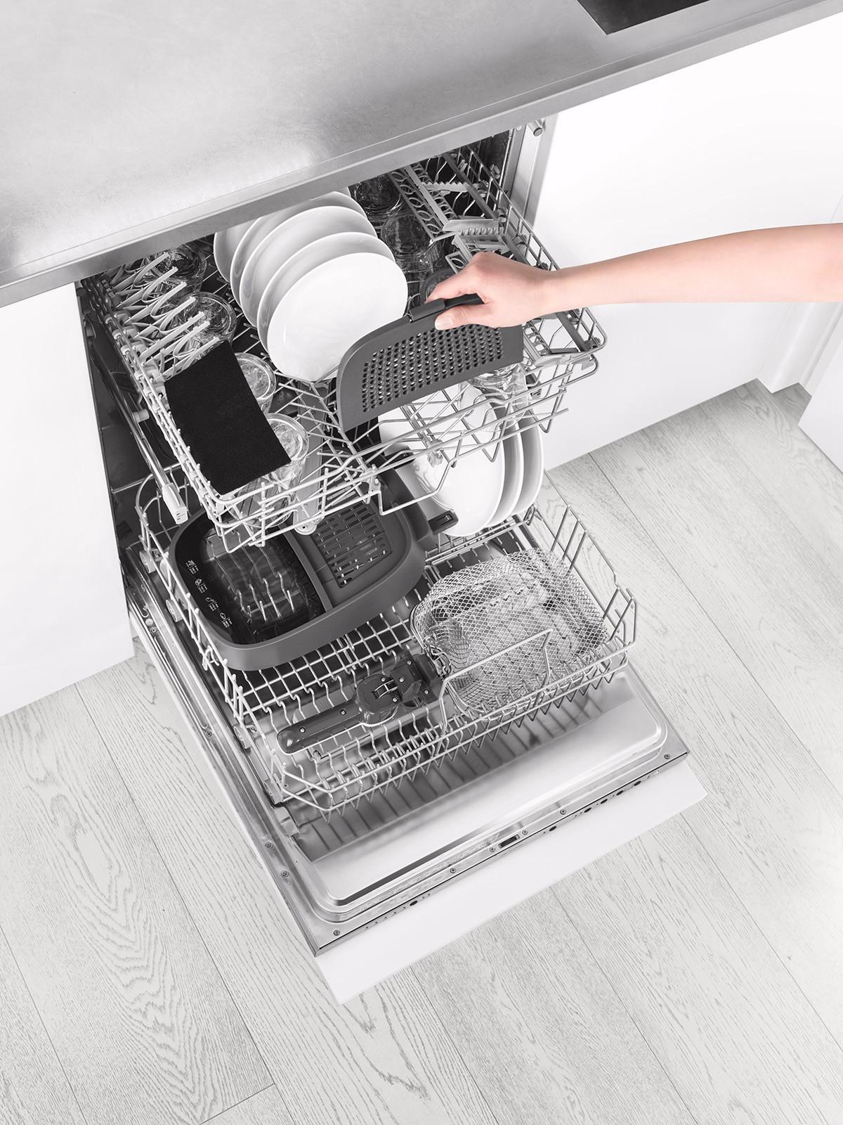 Varianti per DeLonghi - friggitrice FS6055 - lavaggio in lavastoviglia