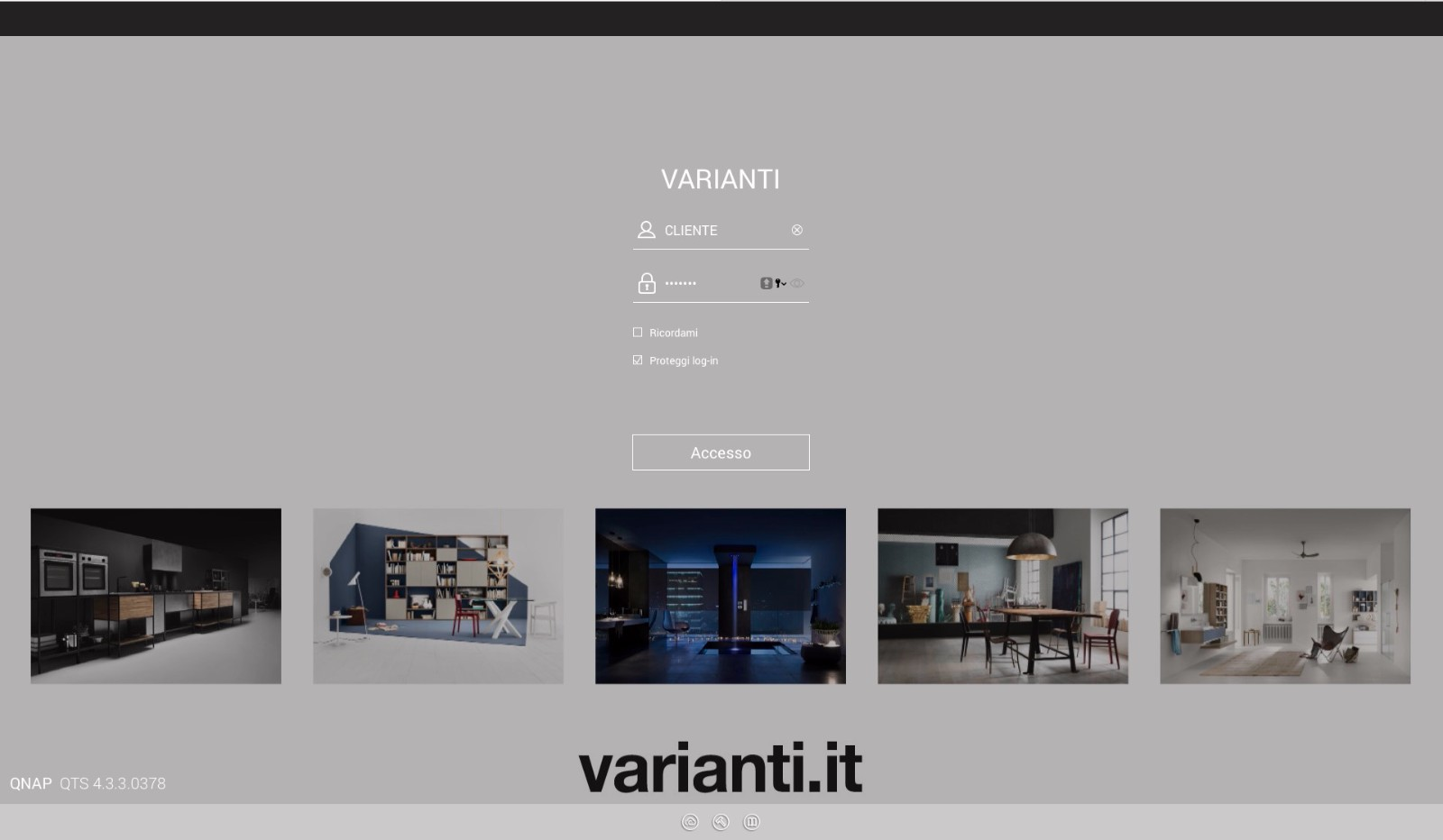 Varianti Nuovo Database