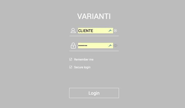 nuovo database