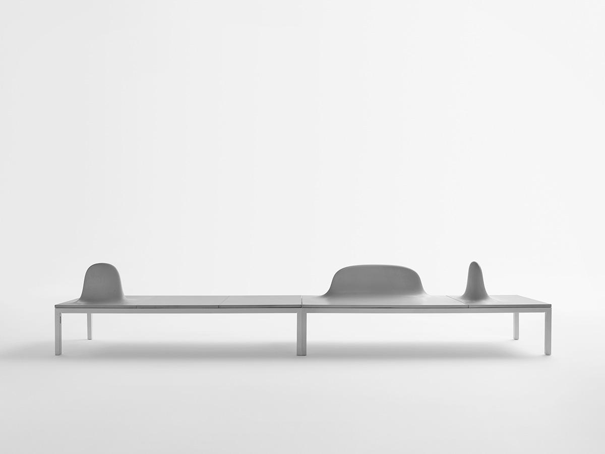 Varianti per Metalco - Uluru - design Studio Shiro