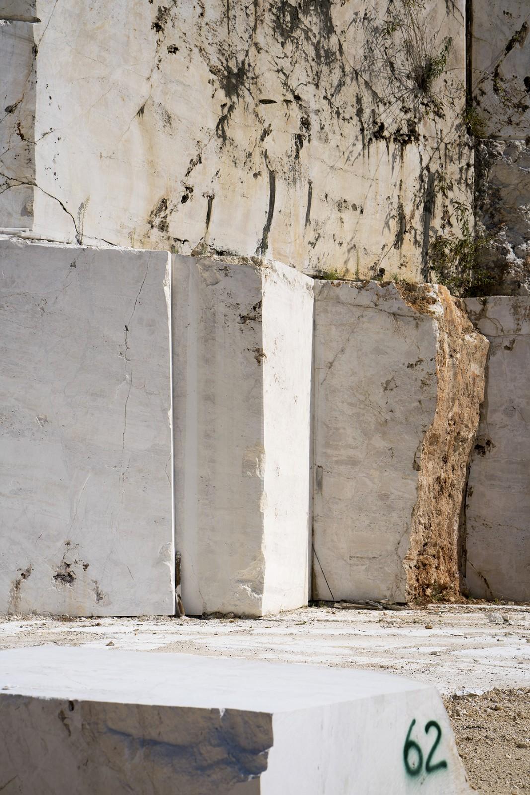 ©Varianti per Zandobbio Marmo - reportage fotografico della storica cava Vescovi - (BG)