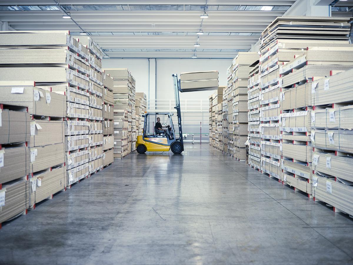 ©Varianti per Alf Group - Company Profile - produzione sistema UNO