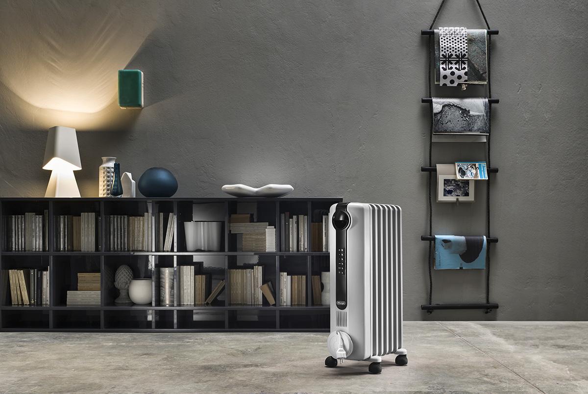 ©Varianti per DeLonghi ambientazione radiatore  ECO FULL TRRS0715E
