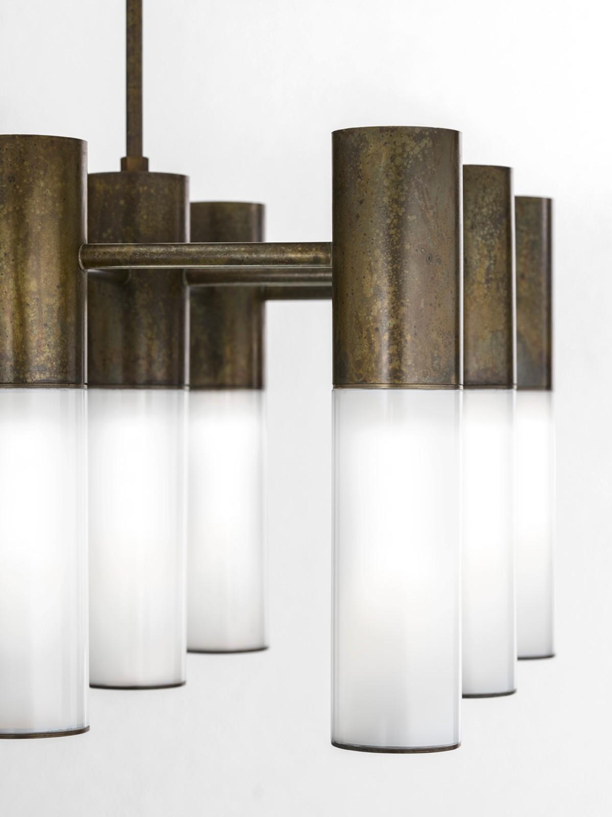 Varianti per Il Fanale - Etoile terra - design Mirta Lando