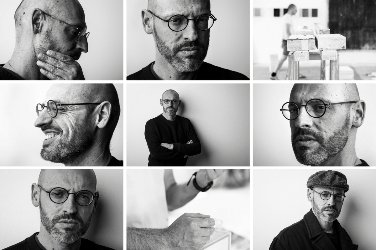 ©Varianti Ivan De Menis riratti black&white