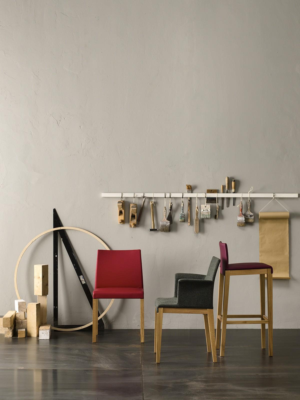 ©Varianti per Eforma - ambientazione e styling collezione Darika