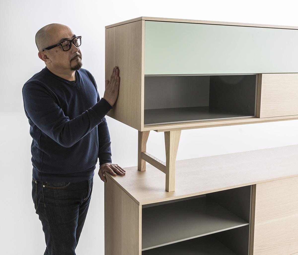 VARIANTI  Novamobili designer Makato Kawamoto
